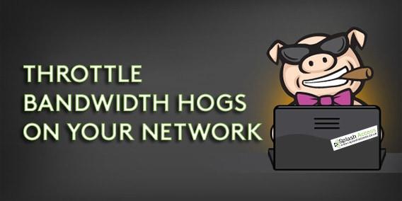 Bandwidth hogs
