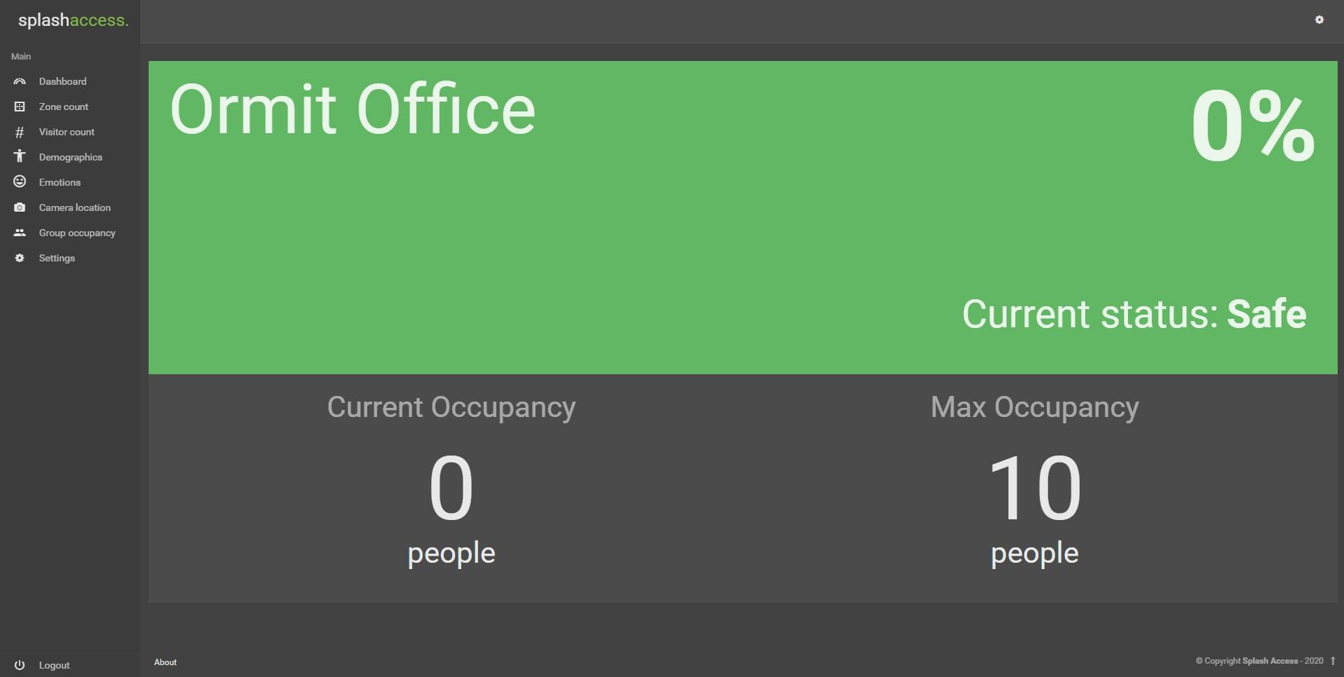 analytics occupancy