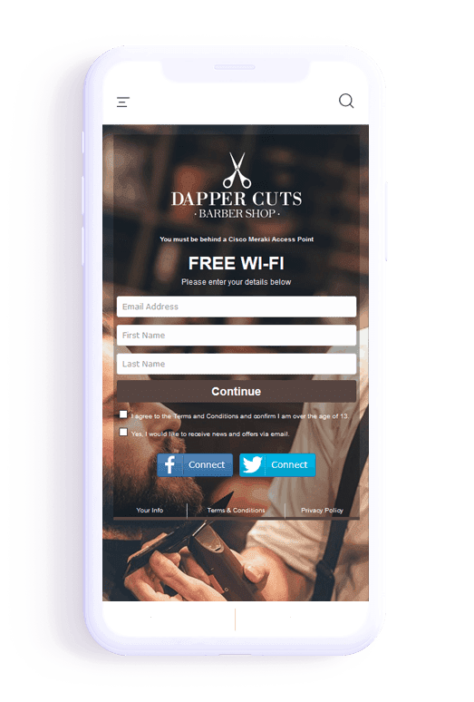 Dapper Cuts Mobile