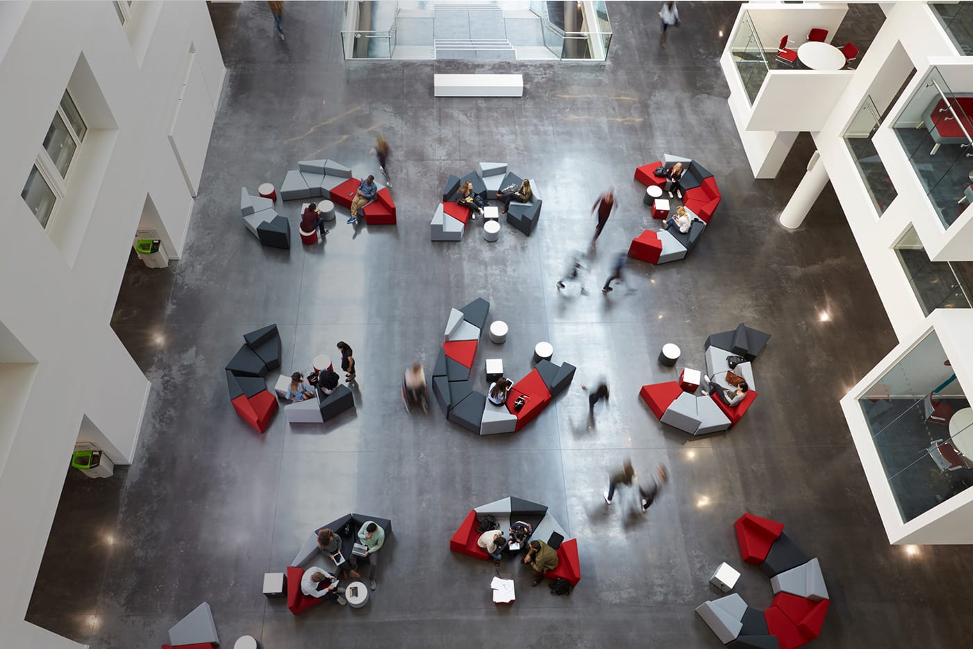 IPSK University Atrium